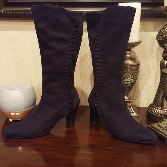 f94a19e28a8e8 Madeline Stuart Shoes - Madeline Stuart Ruffle Impulsive Boots